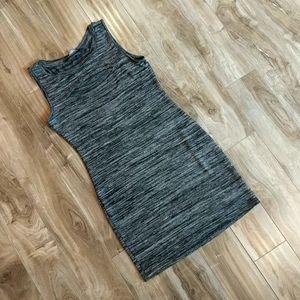 ❄️ 3/$25 Heathered Sweater Dress with Keyhole